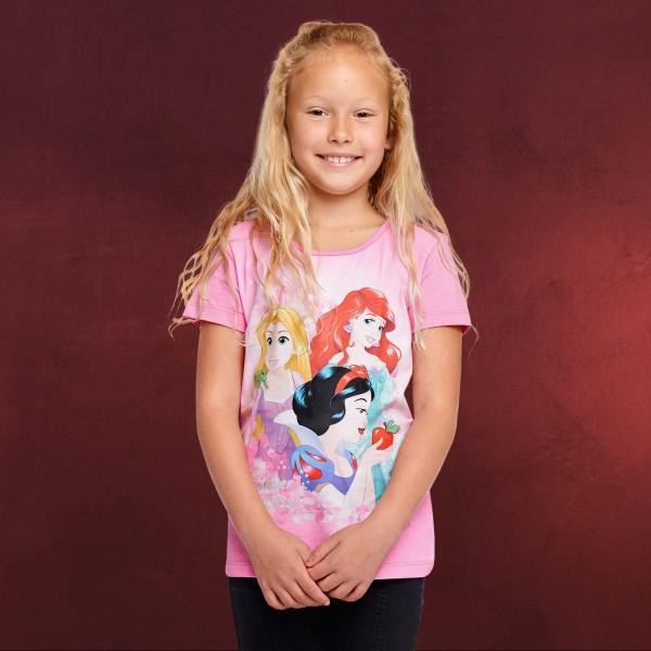 Disney - Forever Princess T-Shirt Kinder pink