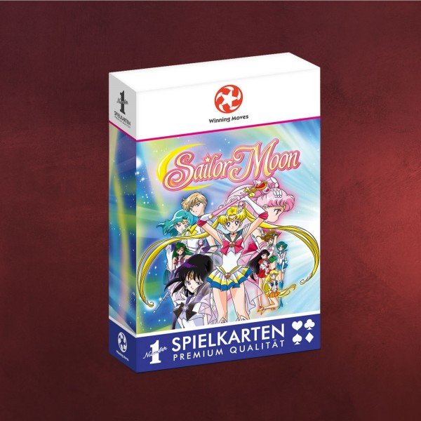 Sailor Moon - Spielkarten