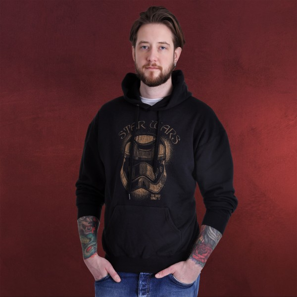 Star Wars - On Tour Since 77 Hoodie schwarz