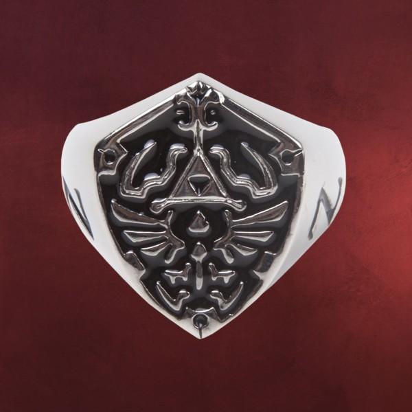 Zelda - Hylia Schild Ring