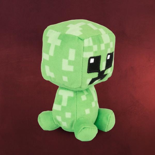 Minecraft - Pixel Creeper Mini Plüsch Figur