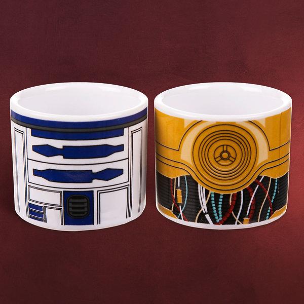 Star Wars - Eierbecher Set