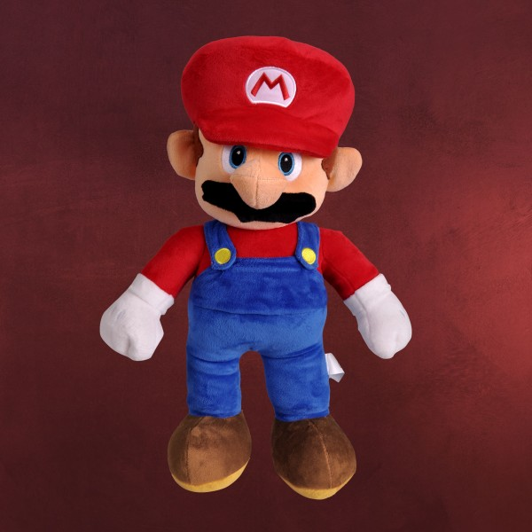 Super Mario Plüsch Figur 47 cm