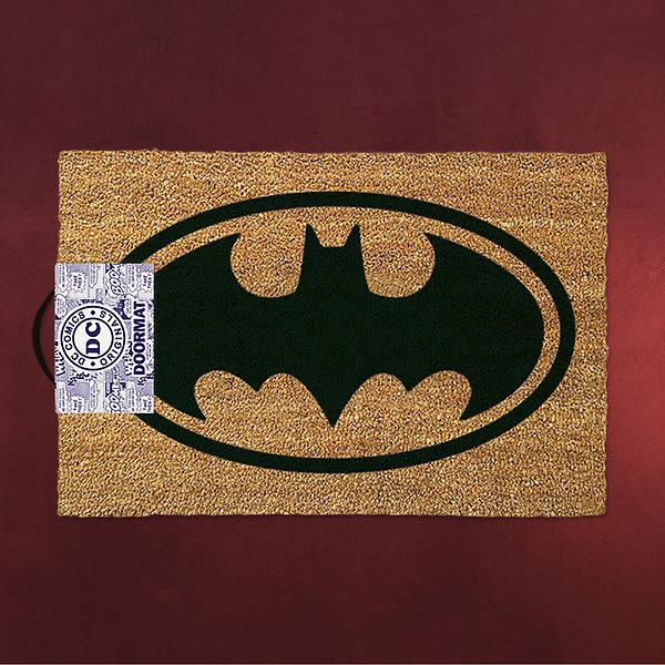 Batman - Logo Fußmatte beige