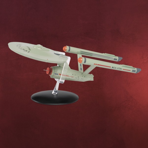 Star Trek - USS Enterprise NCC-1701 Hero Collector Figur