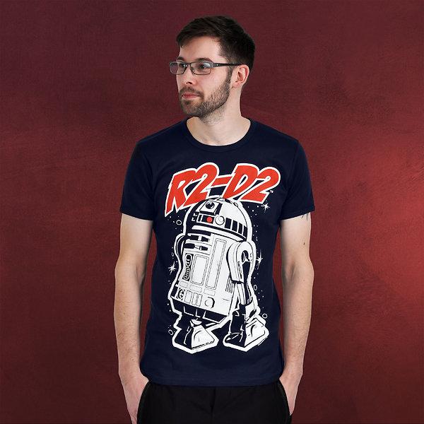 Star Wars - R2-D2 T-Shirt navy