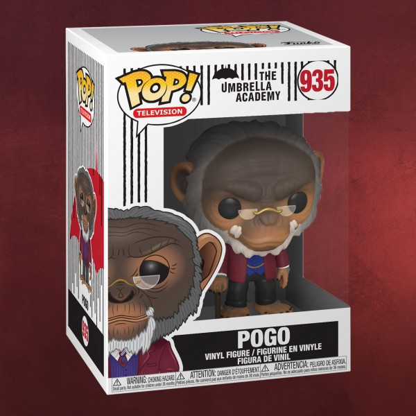 The Umbrella Academy - Pogo Funko Pop Figur