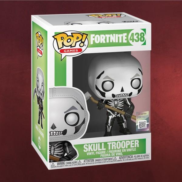 Fortnite - Skull Trooper Funko Pop Figur