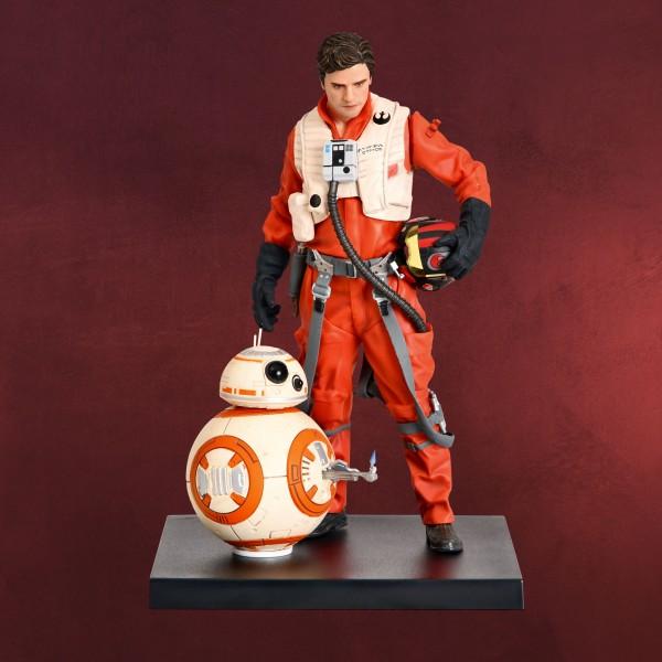 Star Wars - Poe Dameron & BB-8 Figuren Set