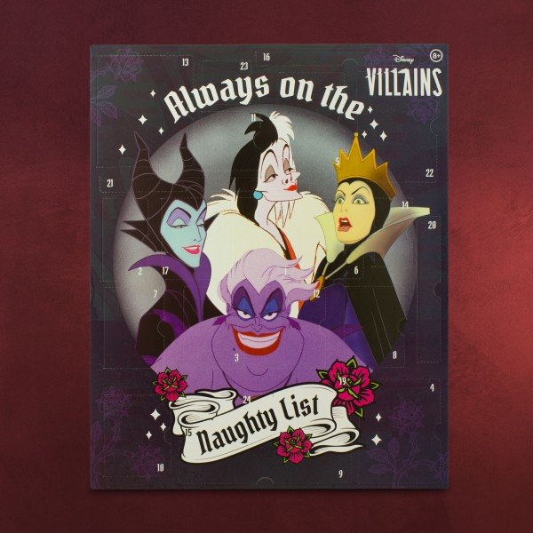 Disney Villains Adventskalender 2020