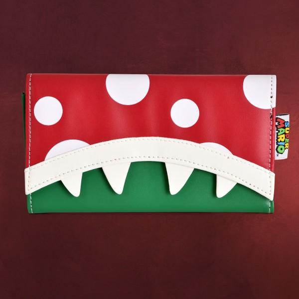 Super Mario - Piranha-Pflanze Geldbörse