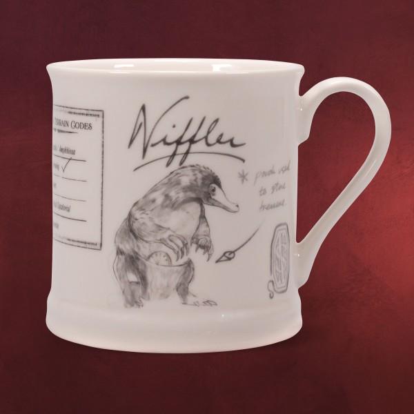 Niffler Vintage Tasse - Phantastische Tierwesen