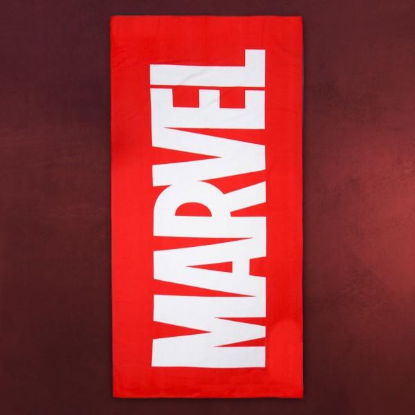 Marvel - Logo Strandtuch