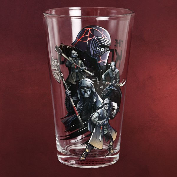 Star Wars - Knights of Ren Glas