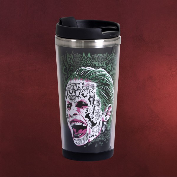 Suicide Squad - Joker To Go Becher