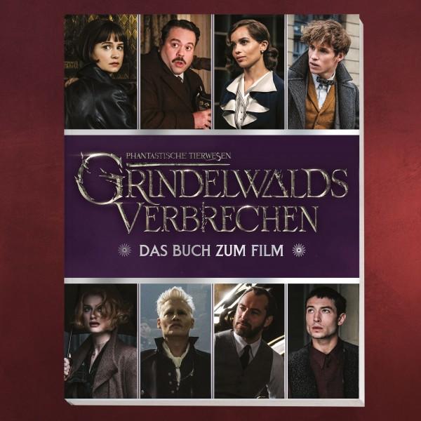 Phantastische Tierwesen - Grindelwalds Verbrechen - Das Buch zum Kinofilm