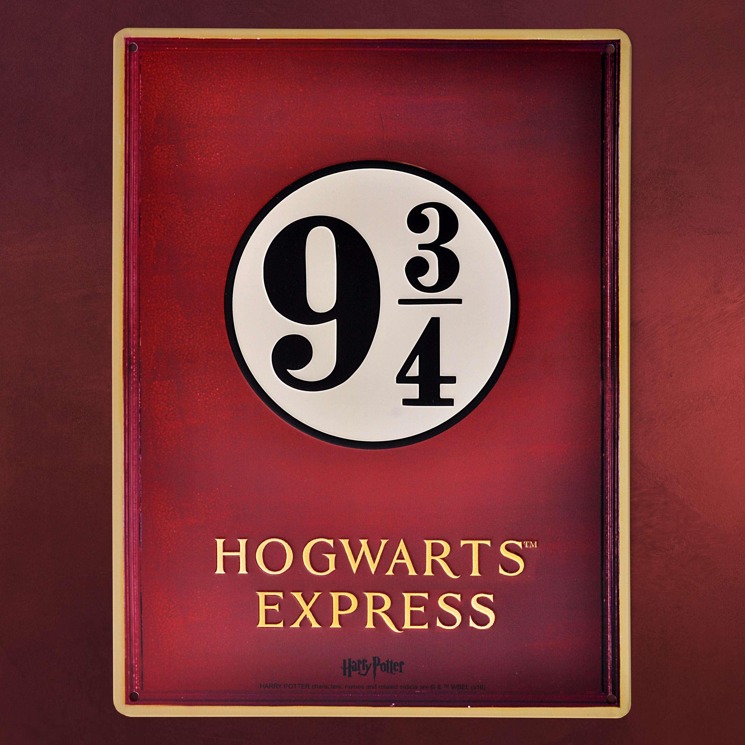 Hogwarts Express Kinder Müslischüssel Müslischale 9 3//4 Harry Potter