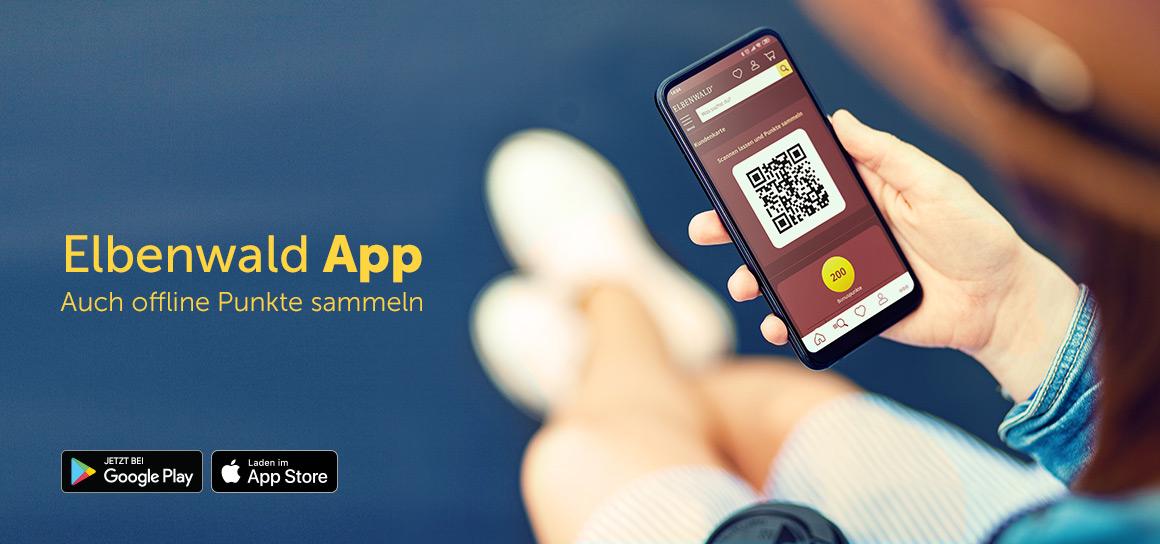 Elbenwald App - für Android und iOS