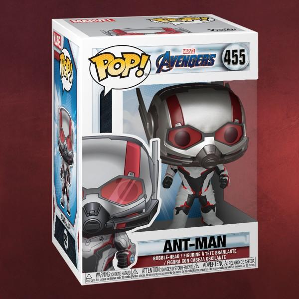 Avengers - Ant-Man Endgame Funko Pop Wackelkopf-Figur