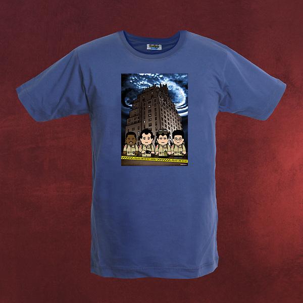 Geisterjäger - Toonstar Cartoon T-Shirt