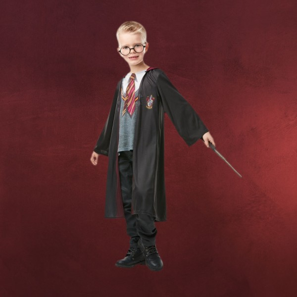 Harry Potter - Kostüm-Set Kinder 3-teilig
