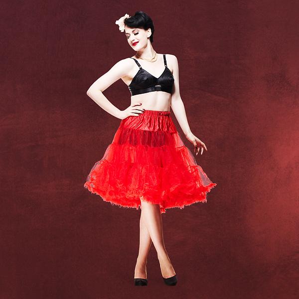 Petticoat - Unterrock rot