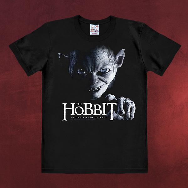 Hobbit - An Unexpected Journey Gollum T-Shirt