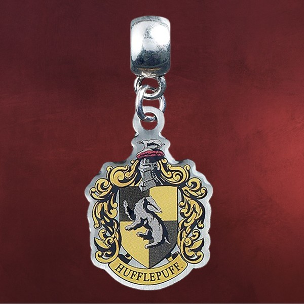 Harry Potter - Hufflepuff Slider Charm Anhänger