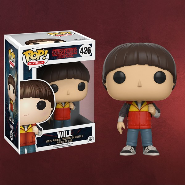 Stranger Things - Will Mini-Figur