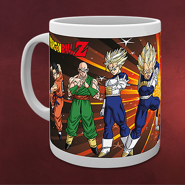 Dragon Ball Z - Fighters Tasse