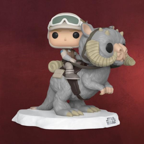Star Wars - Luke auf Tauntaun Funko Pop Wackelkopf-Figur 18 cm