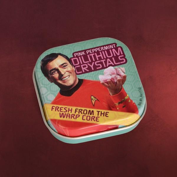 Star Trek - Dilithium Kristall Minzbonbons