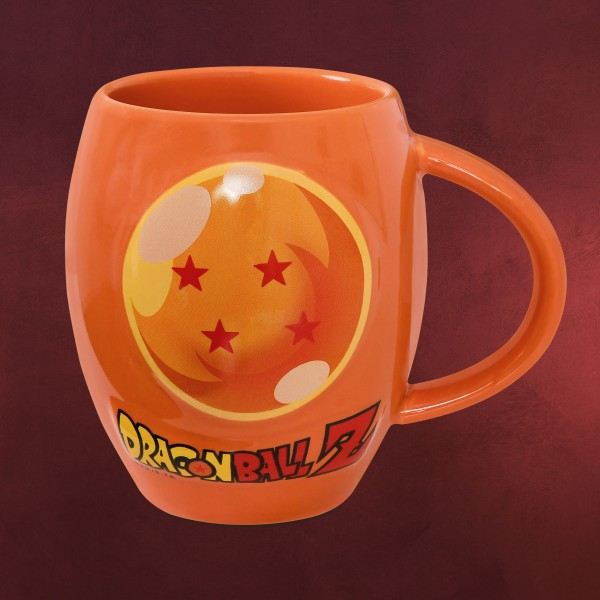 Dragon Ball Z - Crystal Ball Tasse orange