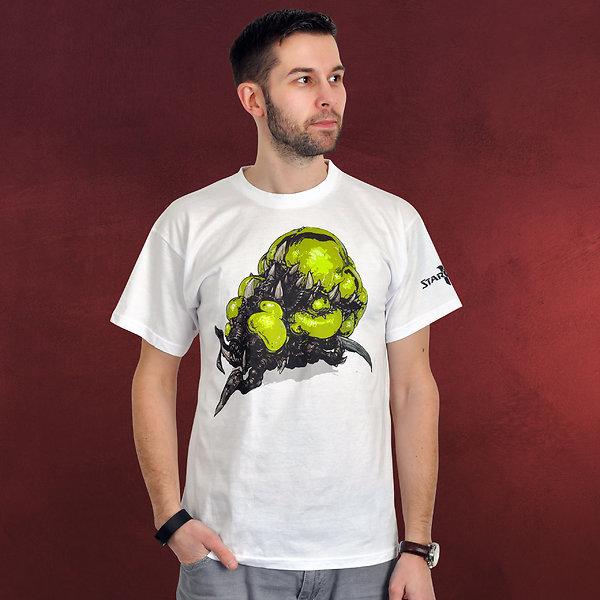 StarCraft 2 - Baneling T-Shirt weiß