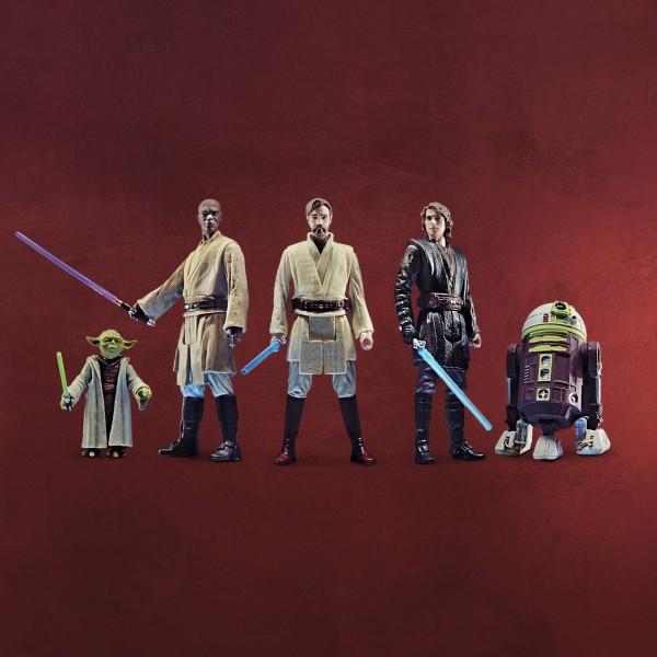 Star Wars - Orden der Jedi Actionfiguren-Set