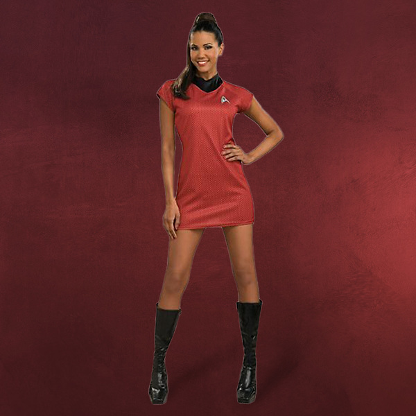 Star Trek - Uhura Uniformkleid