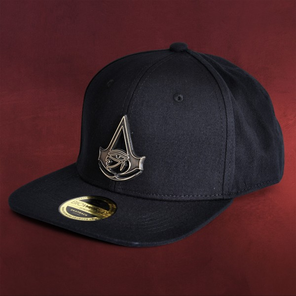 Assassins Creed - Origins Logo Snapback Cap