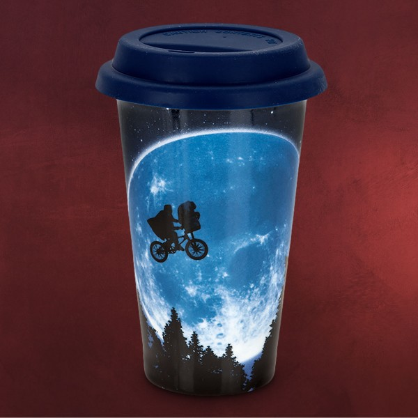 E.T. To Go Becher