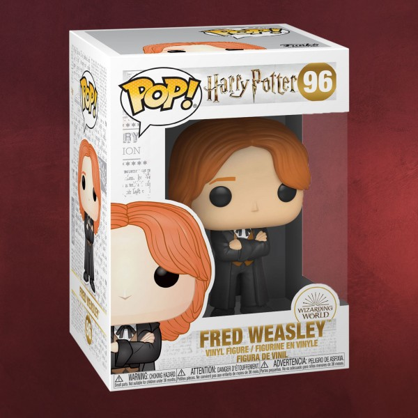 Harry Potter - Fred Weasley Yule Ball Funko Pop Figur