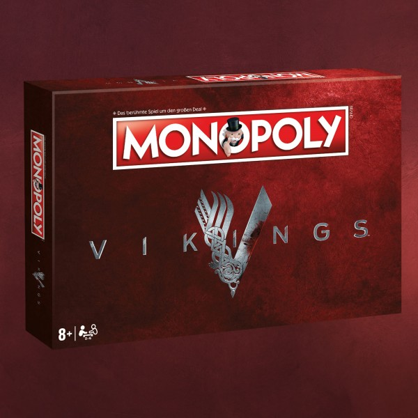 Vikings - Monopoly