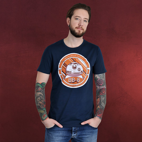 Star Wars - BB-8 Astromech T-Shirt