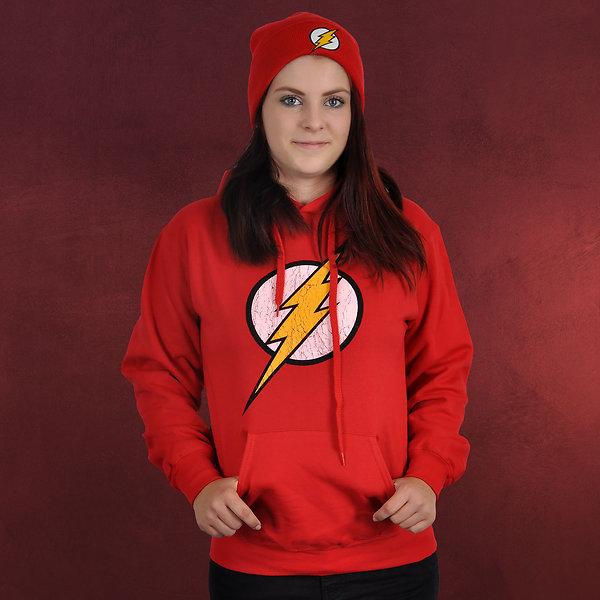 Flash Logo Hoodie
