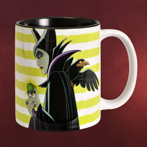 Maleficent - Villains Character Tasse