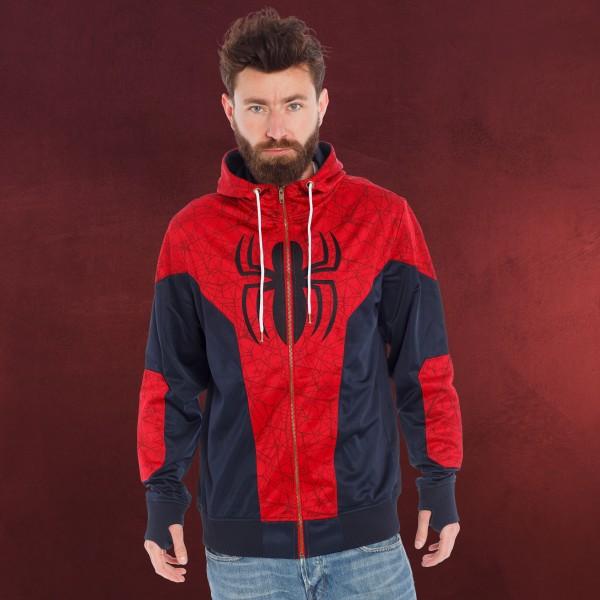 Spider-Man - Logo Kapuzenjacke
