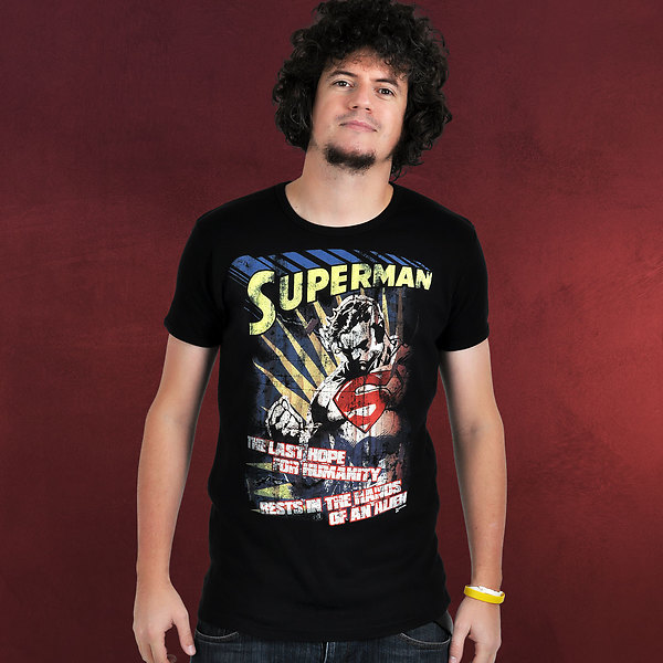 Superman - The Last Hope T-Shirt