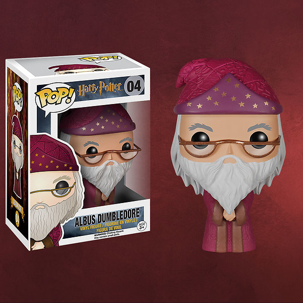 Harry Potter - Albus Dumbledore Mini-Figur