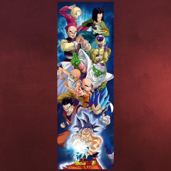 Dragon Ball Super - Universe 7 Group Türposter