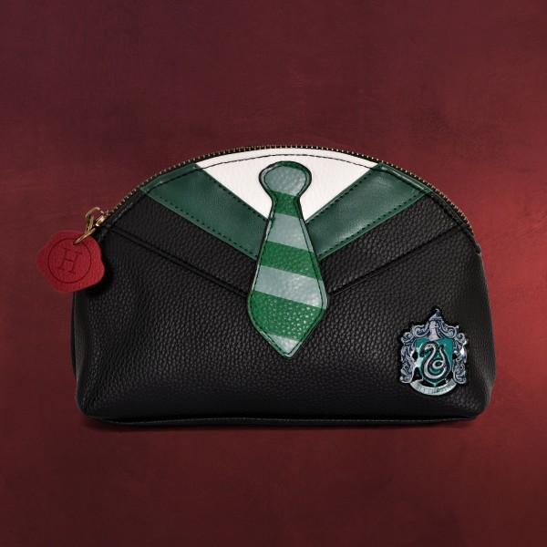 Harry Potter - Slytherin Suit & Tie Kosmetiktasche