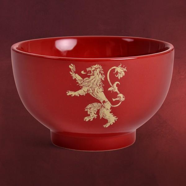 Game of Thrones - Lannister Wappen Müslischale