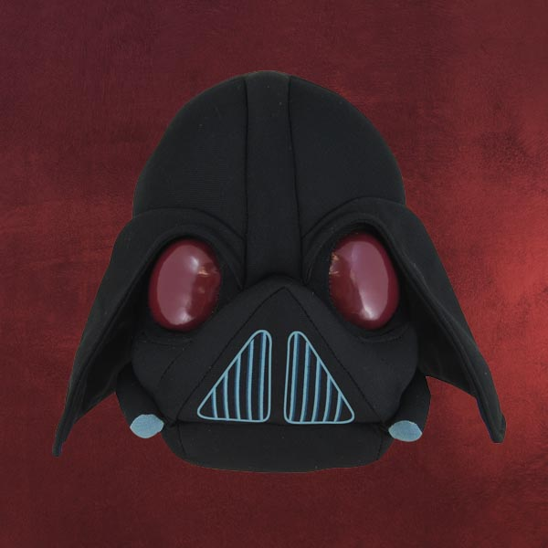 Angry Birds Star Wars - Darth Vader Plüsch Schwein 20 cm